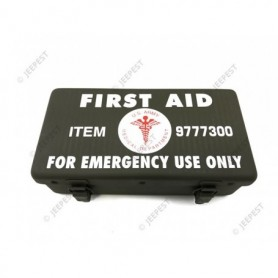 BOX FIRST AID KIT USA