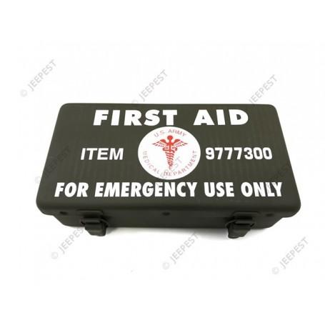 BOX FIRST AID KIT USA
