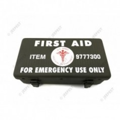 BOX FIRST AID KIT