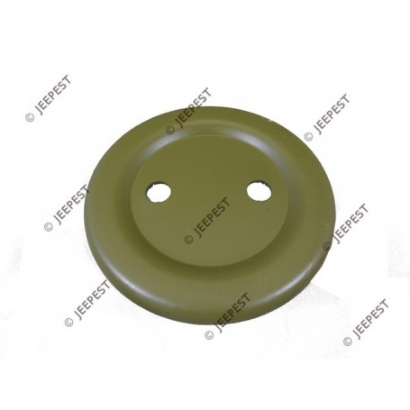 PLATE SPARE WHEEL CARRIER 2 STUDS TYPE