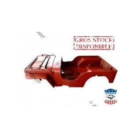 CARROSSERIE COMPLETE JEEP MB STD42 NET