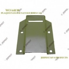 PLATE JERRY CAN STRAP GUIDE