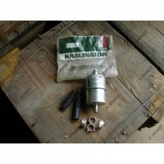 FILTER FUEL REPLACEMENT ON TUBE
