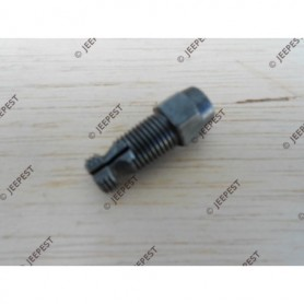 SCREW CLEARANCE ADJUSTING VALVE