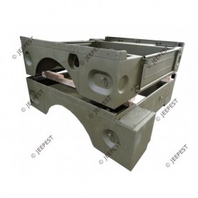 CARGO REAR WEAPON CARRIER 4X4 NET