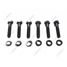 KIT FIXING AXLE SHAFT FR/RE JEEP (SET OF 6)