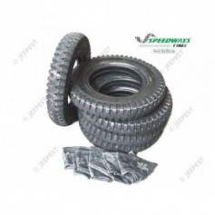 TIRES + TUBES 600X16 MILITARY SPEEDWAY (SET OF 5) SALES