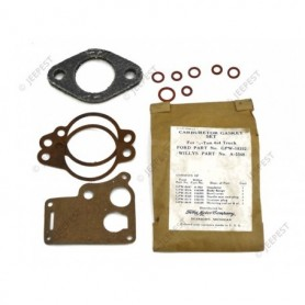 GASKETS SET CARBURATOR CARTER JEEP GPW NOS