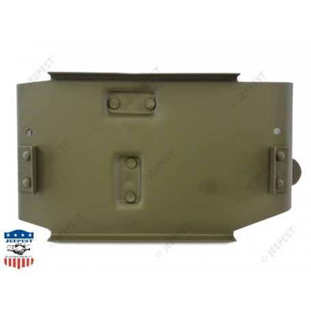 SUPPORT BATTERIE SUR CHASSIS WILLYS NET