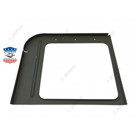 FRAME TOOL COMPARTMENT LEFT FORD