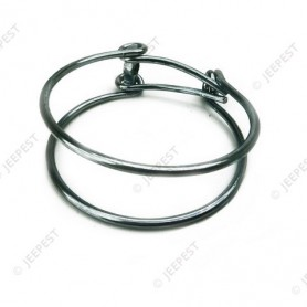 COLLIER DURITE AIR FILTRE A TUBE JEEP