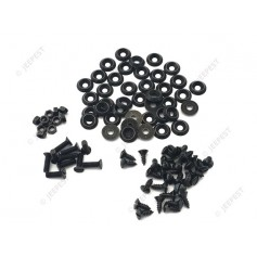 SCREWS & WASHERS FIXING CUSHIONS SEAT SET