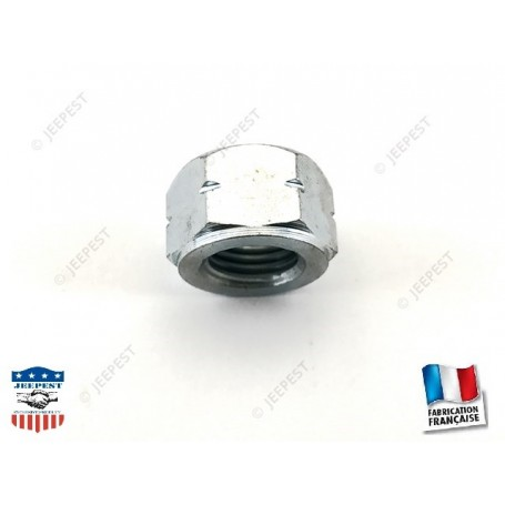 """NUT STUD CYLINDER HEAD JEEP """"MADE IN FRANCE"""" (15)"""