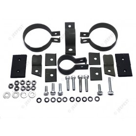KIT FIXATION ECHAPPEMENT JEEP EARLY