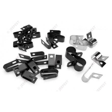 KIT CLAMPS FIXING HARNESS WIRING MB