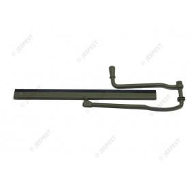 WIPER & BLADE ARM / HANDLE EARLY NET