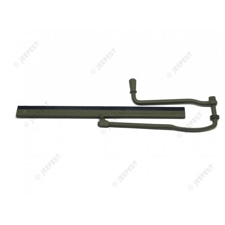 WIPER & BLADE ARM / HANDLE EARLY NET