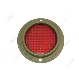 CATADIOPTRE ROND ROUGE C&B