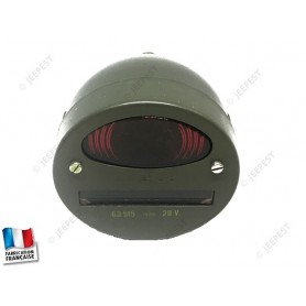LAMP TAIL LEFT FRENCH TYPE 24 VOLTS