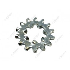 WASHER INT-EXT TOOTH US 1/2 ZINC