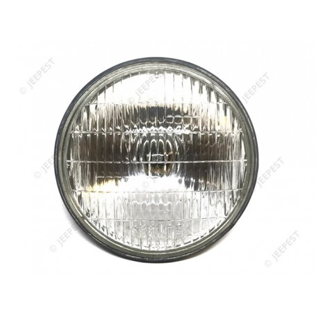 OPTIQUE PHARE SEAL BEAM 6 VOLTS JEEP