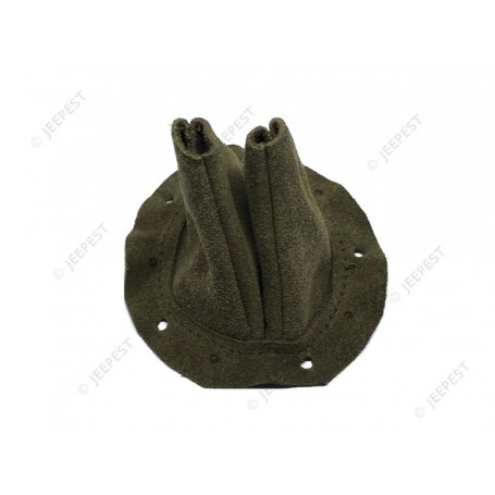 COVER TRANSFER LEVERS LEATHER TYPE