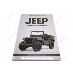 BOOK JEEP RESTORATION