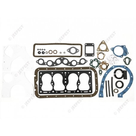 "GASKETS ENGINE SET MB ""MADE IN FRANCE"""