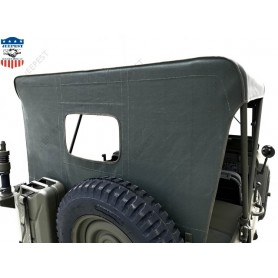 """BACHE JEEP WW2 COLLECTION """"JEEPEST"""""""
