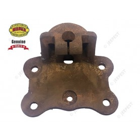 BRACKET REAR SPRING 4X4 / FRAME