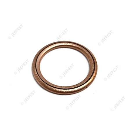 GASKET OIL PAN DRAIN PLUG JEEP
