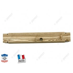 BAR WOOD FILLER FRONT BUMPER