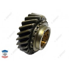 GEAR MAIN SHAFT SECOND SPEED T84