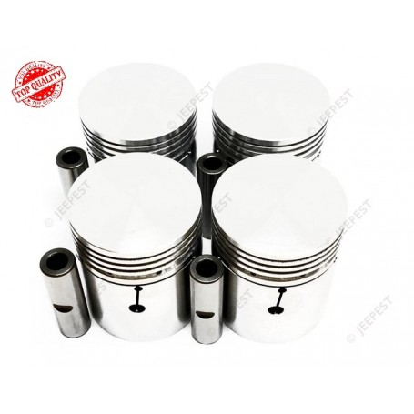 PISTONS SIZE STANDART (SET OF 4)