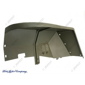 FENDER FRONT LEFT NEW JEEP GPW NET