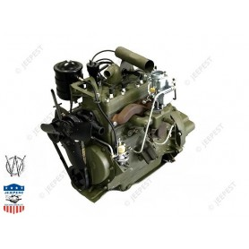 ENGINE COMPLETE REBUILT JEEP MB 6V (REFUBISHMENT) NET