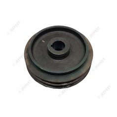 PULLEY CRANKSHAFT 24 VOLTS TYPE