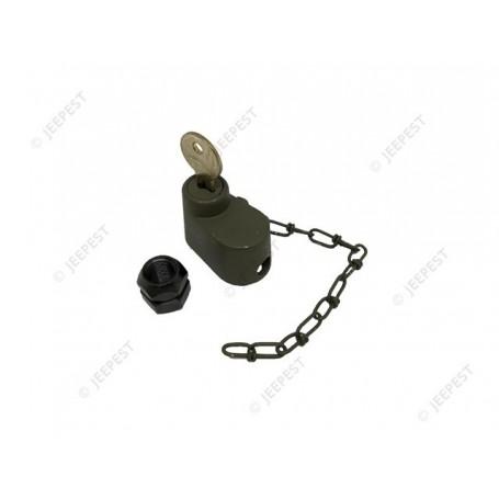 LOCK SPARE WHEEL ASSEMBLY (KIT)