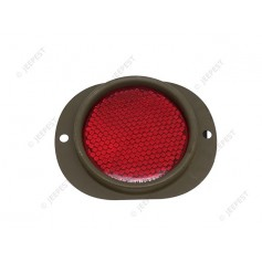REFLECTOR ROUND TYPE RED