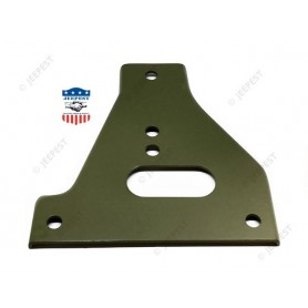 GUSSET FRONT BUMPER LOWER RIGHT