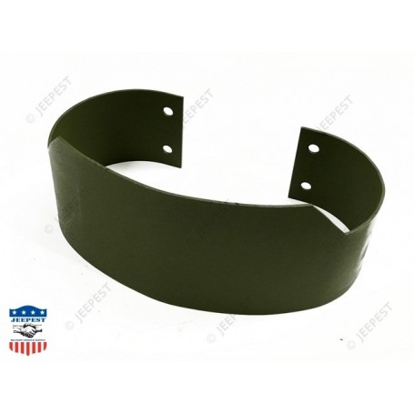 PARE CHOC ARRIERE JEEP WILLYS/M201