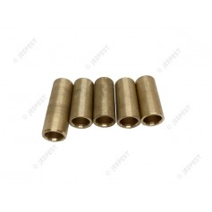 BUSHINGS SPRING SHAFT JEEP (SET 4 SHORTS / 1 LONG)