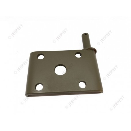 PLAQUE SUPPORT AMORTISSEUR ARD JEEP