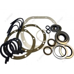 GASKETS FRONT AXLE WITH BUSHING&SEALS NOS