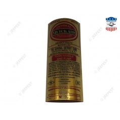 PLATE DATA BRASS FIRE EXTINGUISHER