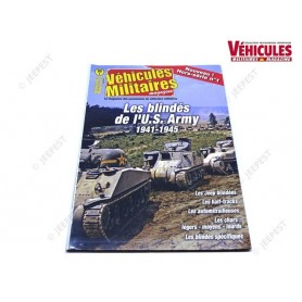 MAGAZINE HS1 LES BLINDES DE L US ARMY 41-45 NET