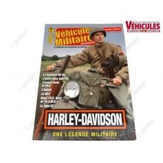 MAGAZINE HS5 HARLEY DAVIDSON UNE LEGENDE MILITAIRE NET
