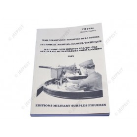 LIVRE MANUEL AFFUTS VEHICULES TM9-224