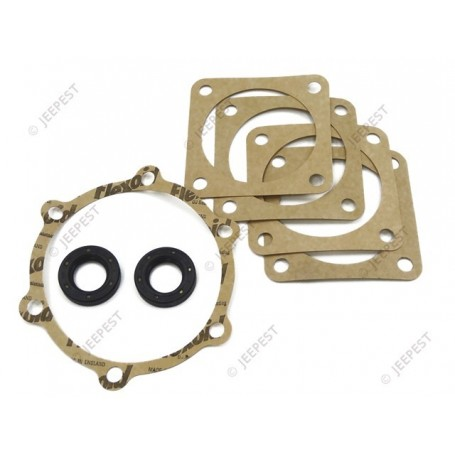 GASKETS WINCH SET WITH OIL SEALS