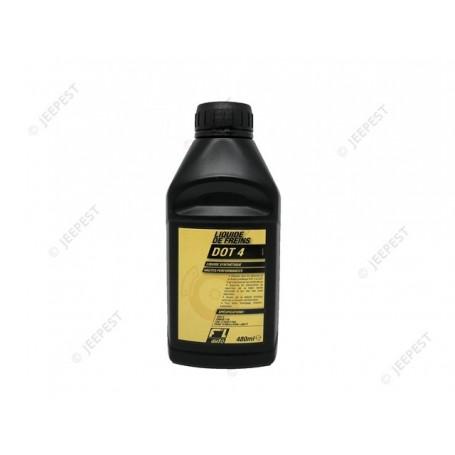 OIL BRAKE FLUID DOT4 STANDART 0.5L